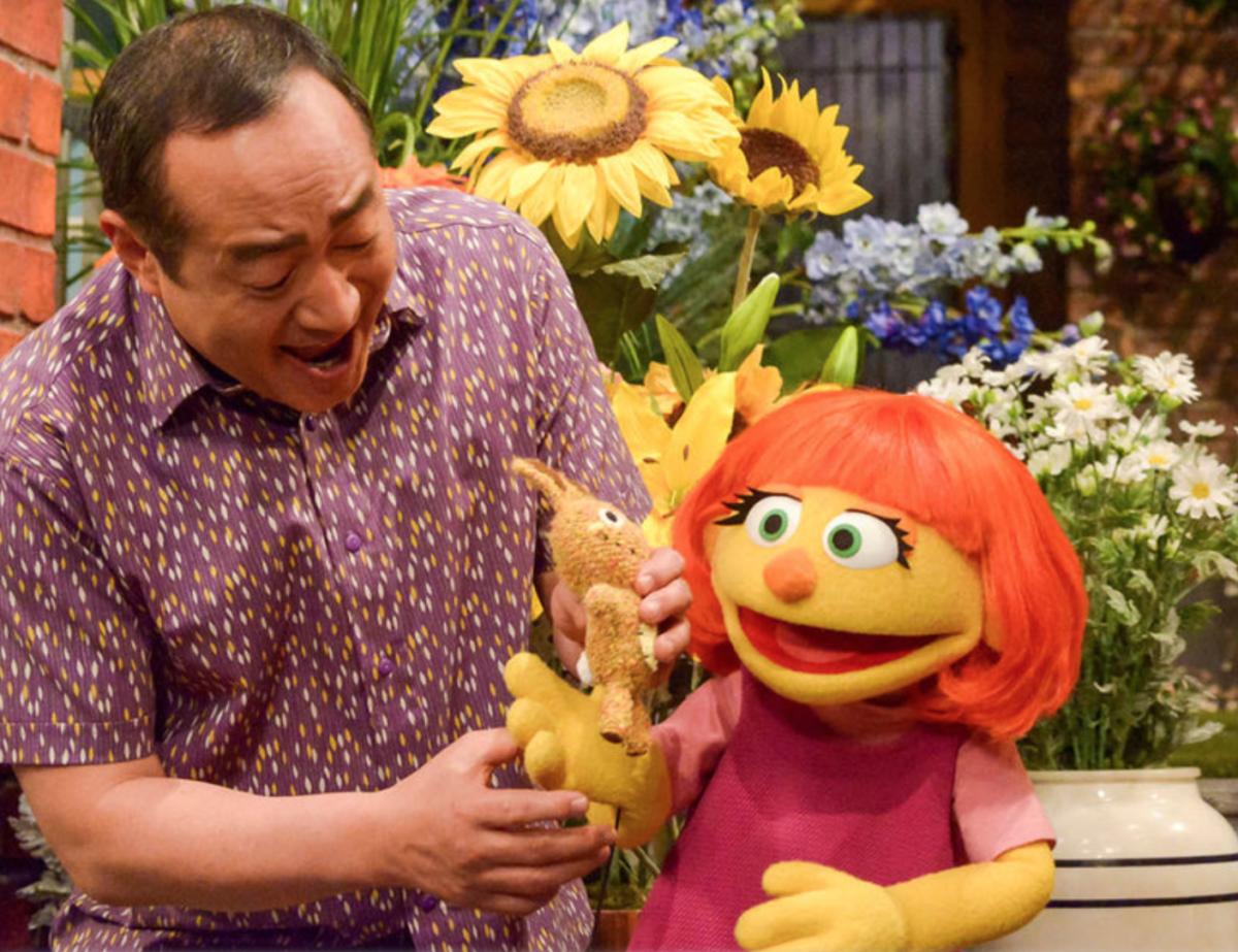 Sesame Street: Inclusive of Autism