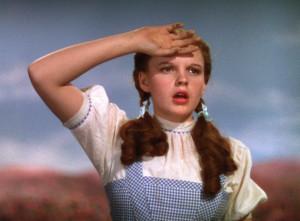 The Wizard of Oz Judy Garland copy