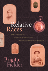 Brigitte Fielder Relative Race Cover